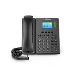 Telefon VoIP FlyingVoice FIP11CP, ecran 2.4