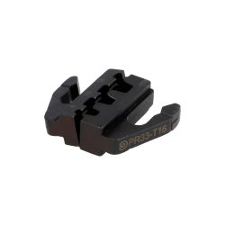 Falci de sertizare Erko PR 33-T16, 6 ÷ 16 mm2, manșoane de cablu neizolate