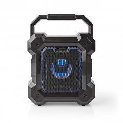 Boxă portabilă Nedis, Bluetooth, 5.1W, redare pânâ la 13 ore, negru