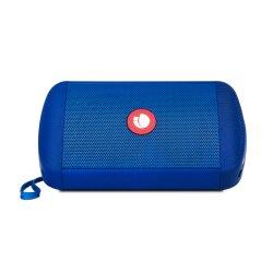 Boxă portabilă Bluetooth NGS Roller Ride, 10W, Aux, MicroSD, IPX4, albastru