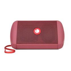 Boxă portabilă Bluetooth NGS Roller Ride, 10W, Aux, MicroSD, IPX4, rosu