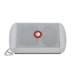 Boxă portabilă Bluetooth NGS Roller Ride, 10W, Aux, MicroSD, IPX4, alb