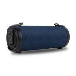 Boxă portabilă Bluetooth NGS Roller Tempo Mini, 15W, USB, Aux, MicroSD, albastru
