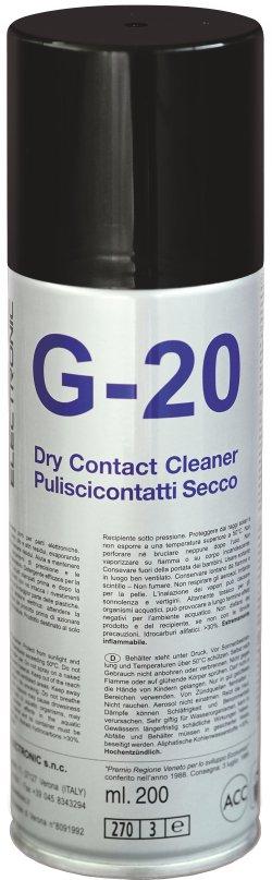 Spray curatire contact (uscat) DUE-CI 200ml