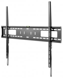 Suport TV de perete Goobay, fix, 43`` - 100`` (109-254 cm) până la 75kg image