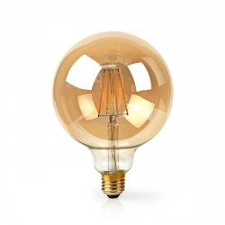 Bec WiFi Smart LED cu filament   E27   125 mm   5W   500 lm