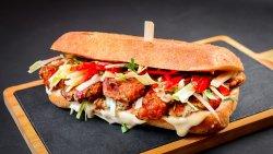 Sandwich cu pui în ciabatta image