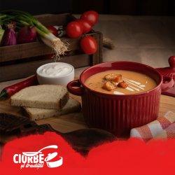 Supă cremă de legume  image