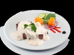 Mușchi de vită gorgonzola
