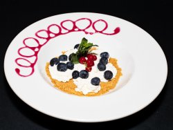 Reconstructed Cheese Cake  image