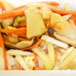 Pai-tai cu ciuperci shiitake image