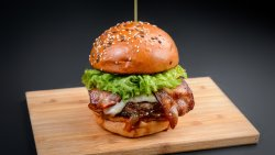 30% Reducere BBQ Planet Burger image
