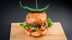 Red Alert Burger image