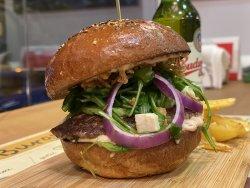 Strutz Burger image