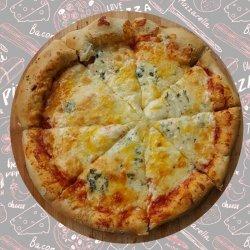 Pizza Quattro Formagi XXL image