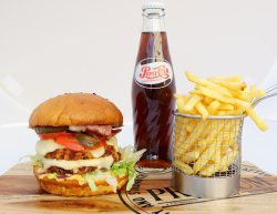 Meal Deal Big One Chicken Burger image