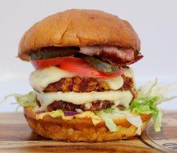 Big One Chicken Burger image