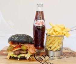 Meal Deal Black Angus Burger image