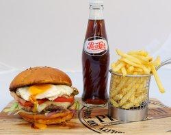 Meal Deal Breakfast Burger image