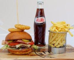 Meal Deal Royal Beef Burger image