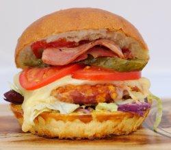 Royal Chicken Burger image