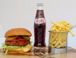 Meal Deal Vegetarian Burger image