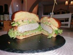 Fish Burger