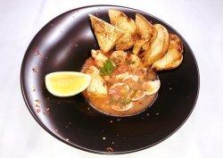 Ragout de poisson (Tocană de pește) / Fish stew