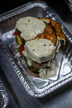 Sandwich cu spanac | Spinach Sandwich