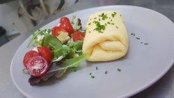 Omletă Simplă |Simple Omelette
