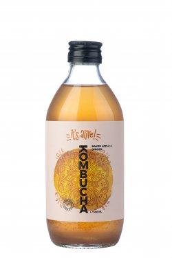 Kombucha Baked Apple & Ginger image