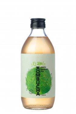 Kombucha Green Diamond Tea image