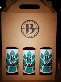 3 Pack Bere B13 Lager image