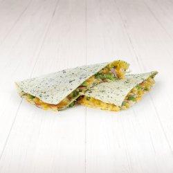 Quesadilla cu legume image