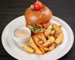 Antoine burger image