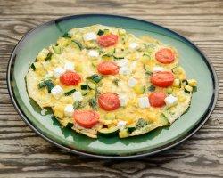 J`ai Omelette (lacto-vegetarian)