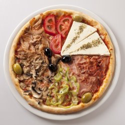 Pizza Blue Viking image