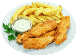 Strips & chips  image