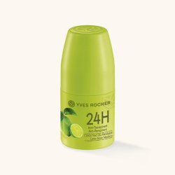 Deodorant roll-on anti-perspirant Lămâie verde din Mexic Flacon-bilă 50 ml