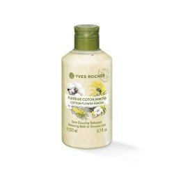 Gel de duș nectar Floare de Bumbac & Mimoză Flacon 200 ml