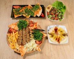 Kebab cu cașcaval image