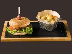 Burger Patanegra
