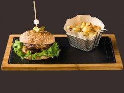 Burger Pinto