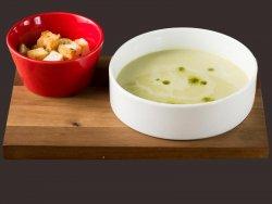 Supa crema de cartofi image