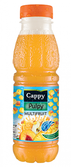 Cappy pulpy multifruit