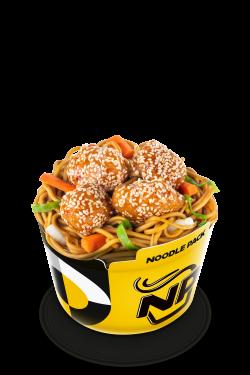 Noodle Pack Orange Chicken image