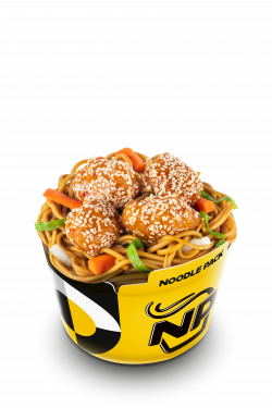 30% reducere: Noodle Pack Orange Chicken image