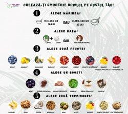 Creează-ți smoothie Bowlul pe gustul tău! 250 g image