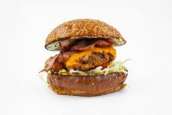All The Meat you Can Eat Burgr image