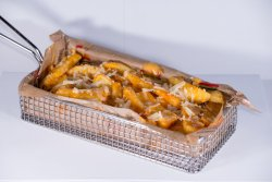 The Cheesy Cheese Loaded Fries image
